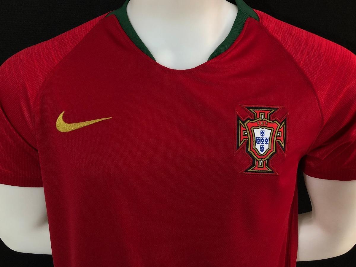 Camisa Nike Seleção Portugal 2018 Oficial Copa Do Mundo - R  129 6d0ec2afed300