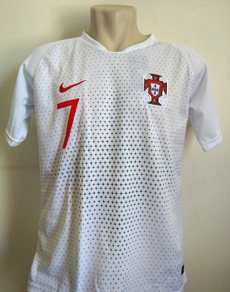 99890a923f camisa seleção portugal away 2018 19 - cristiano ronaldo 7. Carregando zoom.