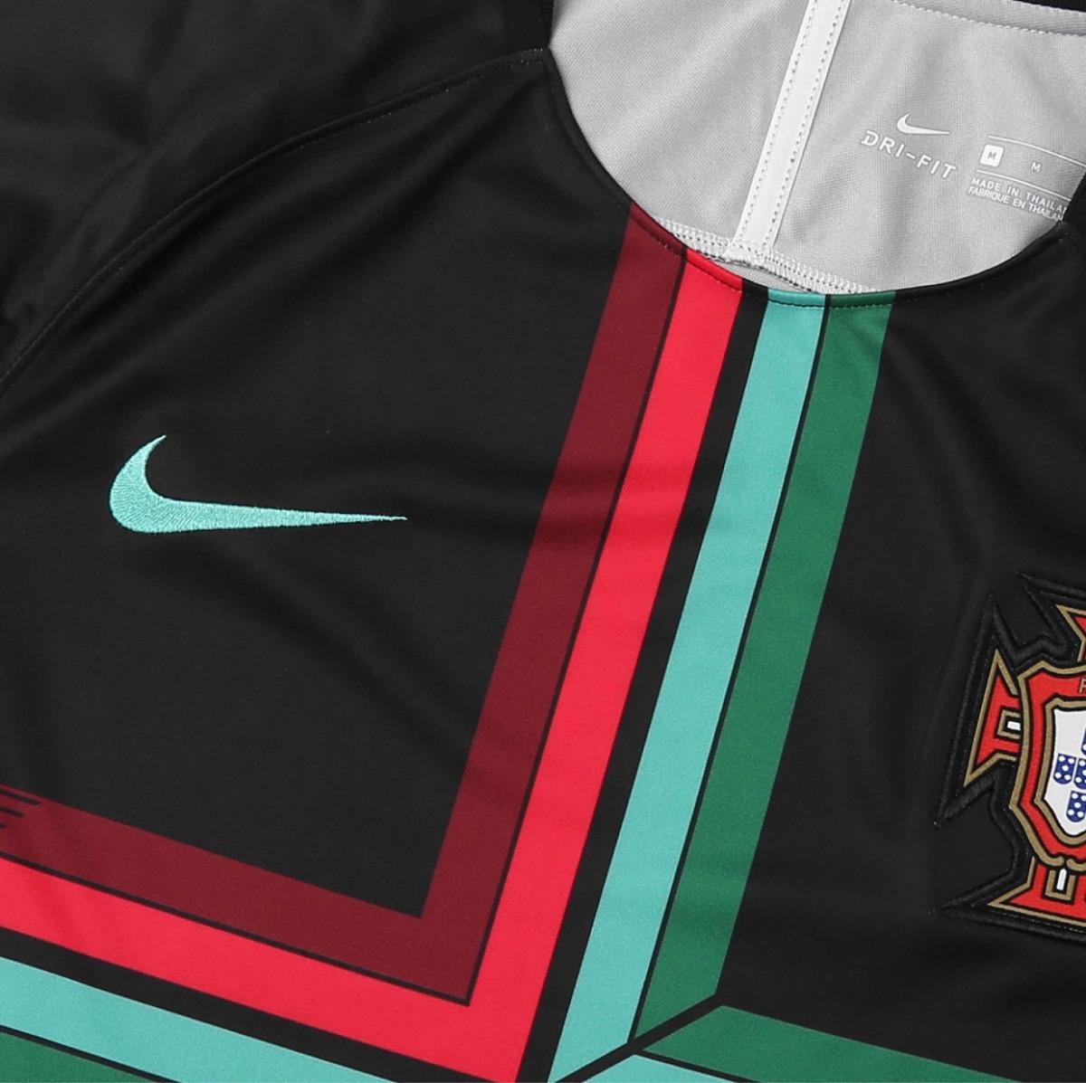 493d8fea03 camisa seleção portugal dry squad ss nike (original) 2018. Carregando zoom.
