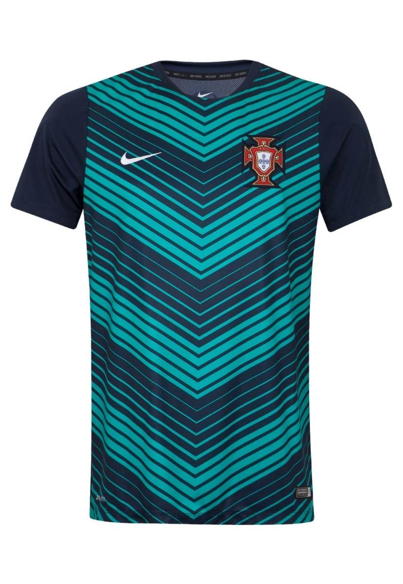 camisa seleção portugal treino oficial. Carregando zoom. 9f2d94c1cfa0e
