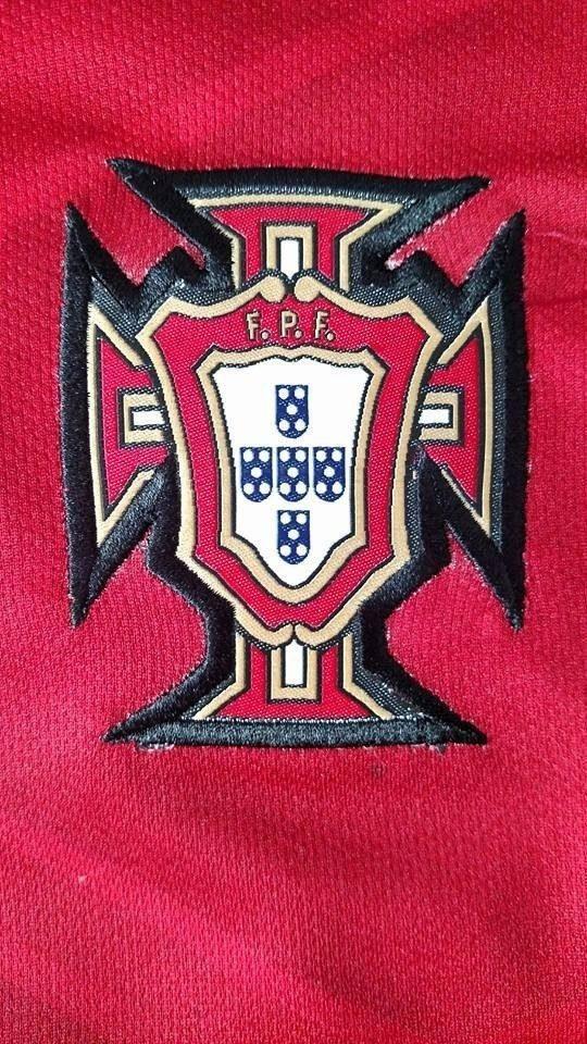 camisa seleção portugal vermelha cristiano ronaldo 7 euro 16. Carregando  zoom. f4a5b95c65254