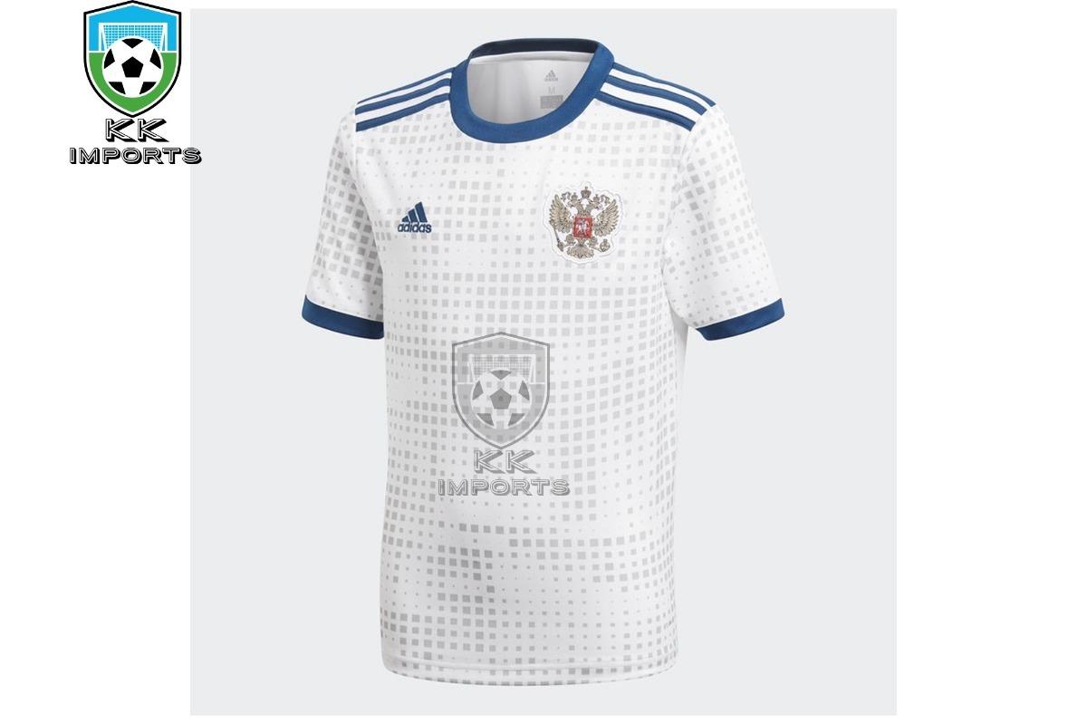 camisa seleção russia 2018 uniforme 2 sob encomenda. Carregando zoom. 17b3b31df985e