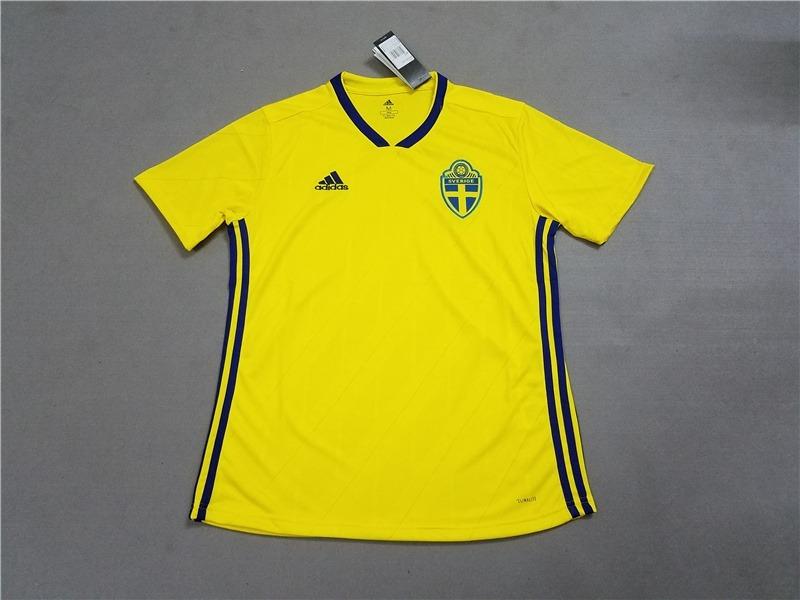 7d9a697783 camisa seleção suécia home 2018 19 - importada. Carregando zoom.