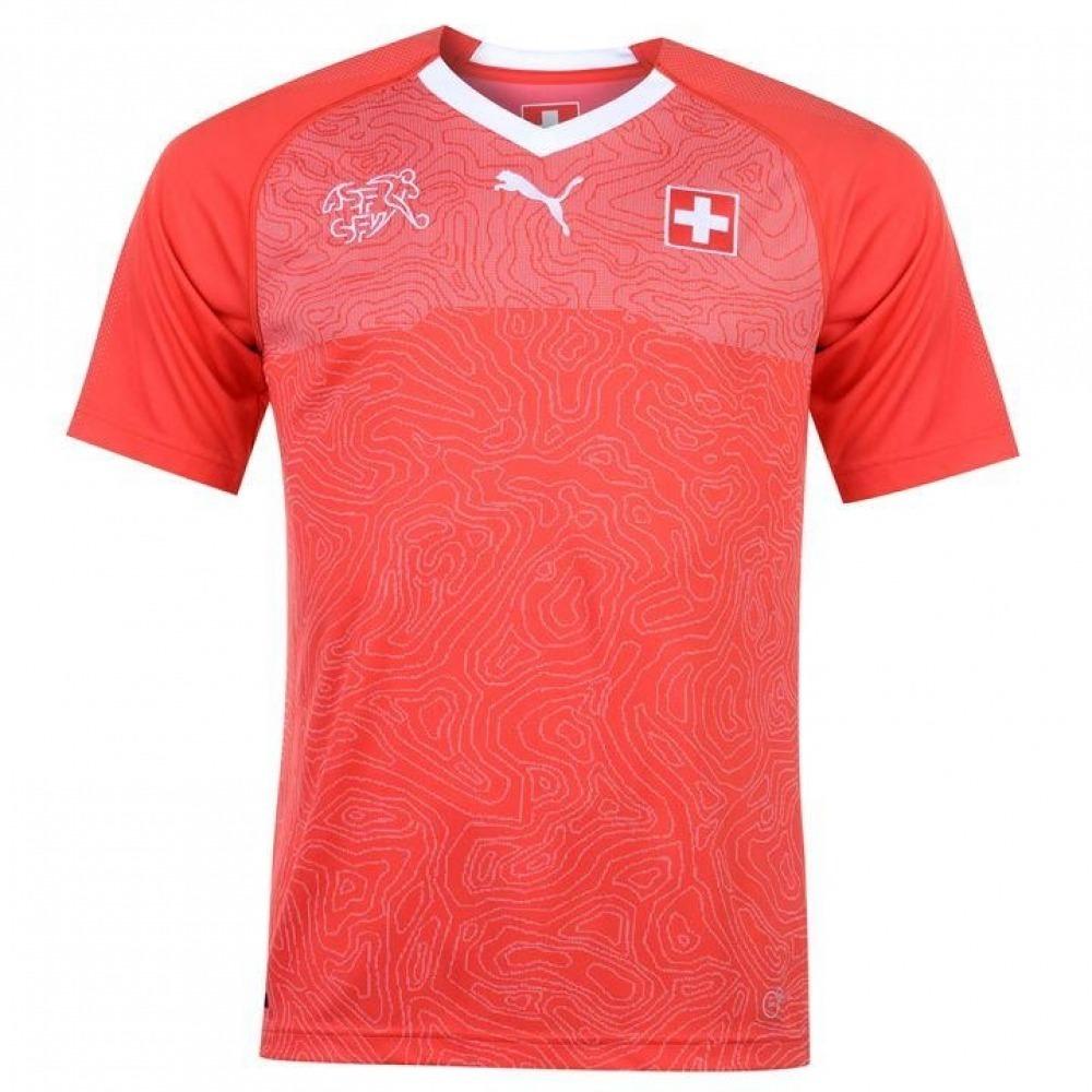 028fb381a5 camisa seleção suiça. Carregando zoom.