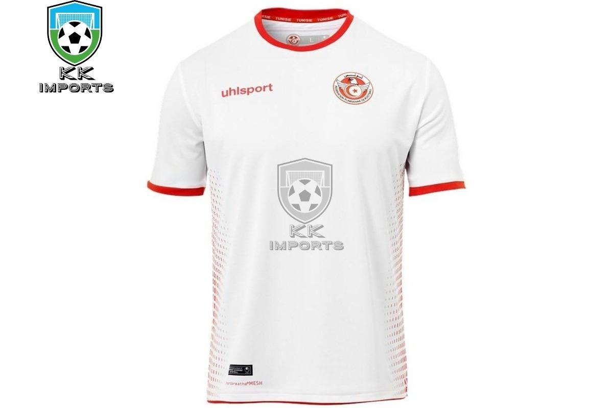 565623941bf camisa seleção tunísia 2018 uniforme 1 sob encomenda. Carregando zoom.