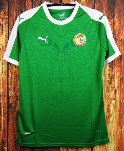 Camisa Senegal 2018 2019 Away Uniforme 2 Mané Koulibaly - R  125 7b0577a765224
