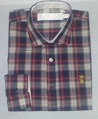 camisa sergiok ((original))