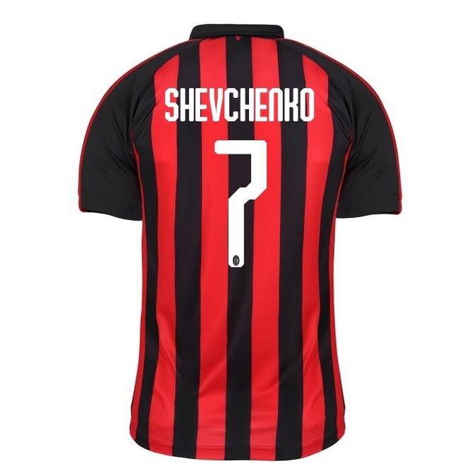 Camisa Shevchenko Milan 2018-2019 Original Nova Frete Gratis - R ... fbef804c4bf8b