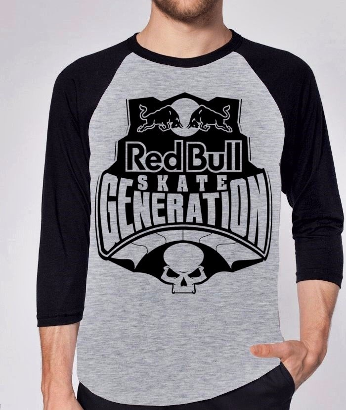 e991c62dae1c9 Camisa Skate- Red Bull Skate- Blusa Skate- Camisetas Skate - R  37 ...