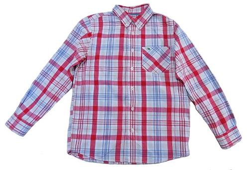 camisa skhuaban casual niño seminueva en oferta! gap #64