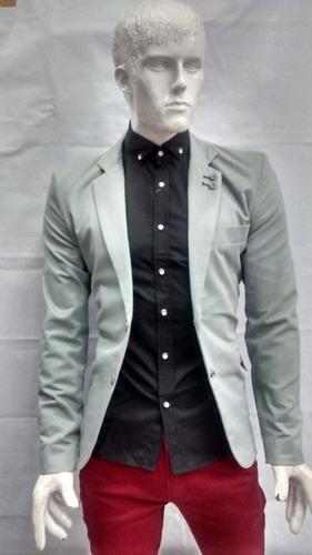 camisa slim fit negra 02