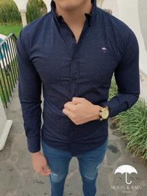 a984439acb7d8 Camisa Azul Petroleo Hombre - Ropa, Bolsas y Calzado en Mercado Libre México