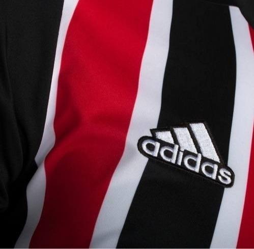 3308f011414 Camisa São Paulo 2018 S n° adidas Oficial Torcedor Masculina - R ...