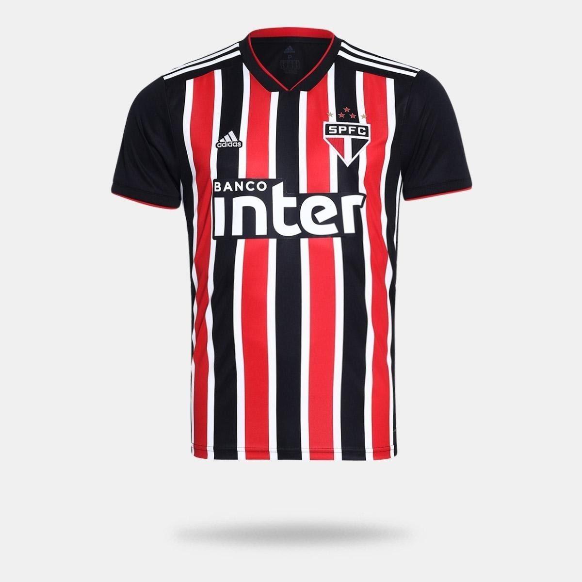 5faa161afea camisa são paulo 2018 s n° oficial torcedor adidas oferta. Carregando zoom.