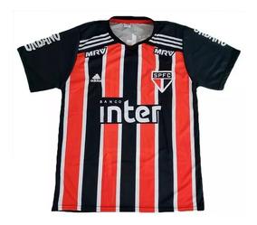 3de2c2f90fc6 Camiseta Treino Sao Paulo Manga Comprida no Mercado Livre Brasil