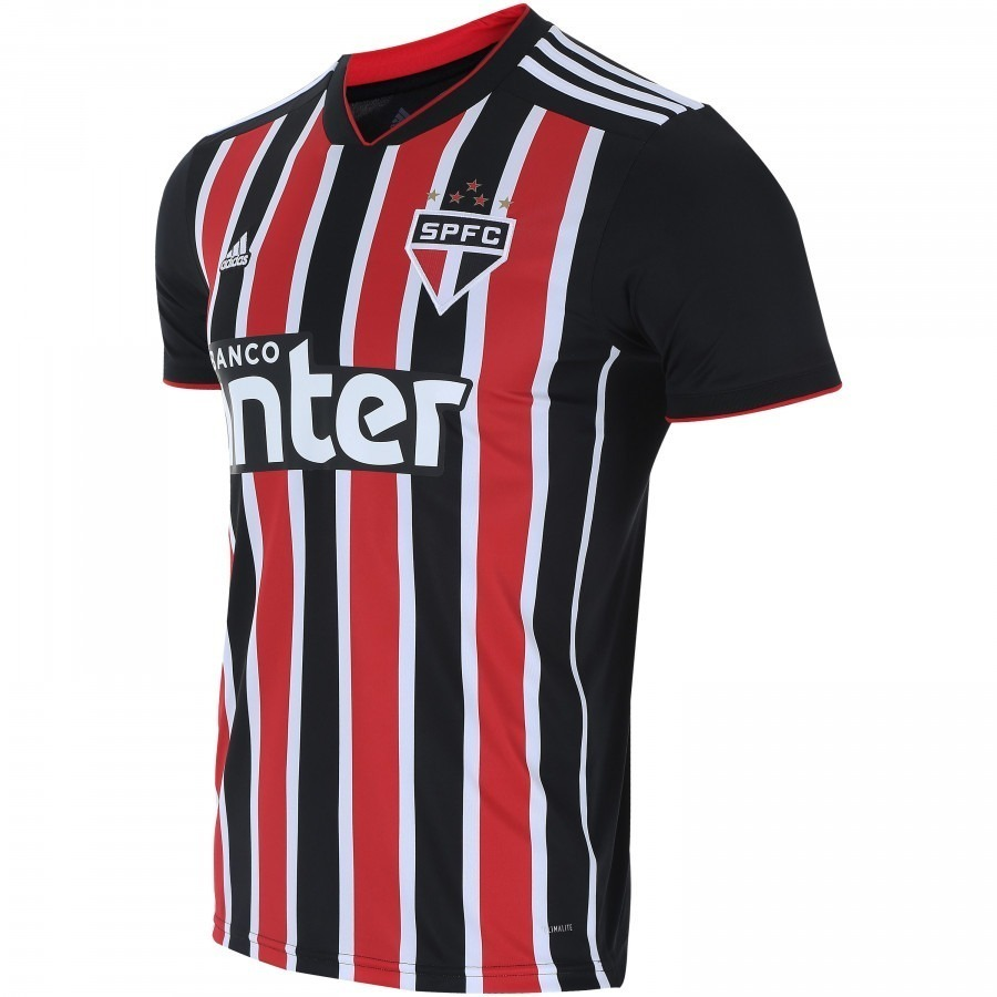 02ac334a1f Camisa São Paulo 2019 Lançamento Camiseta Masculino Oficial - R  139 ...