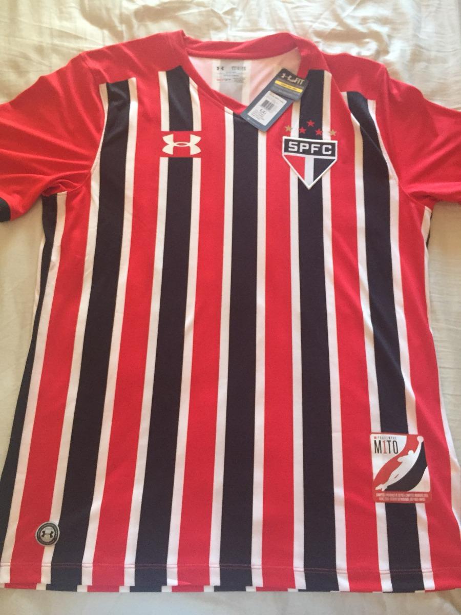 2ec5bb919ea camisa são paulo despedida rógerio ceni camisa tricolor. Carregando zoom.
