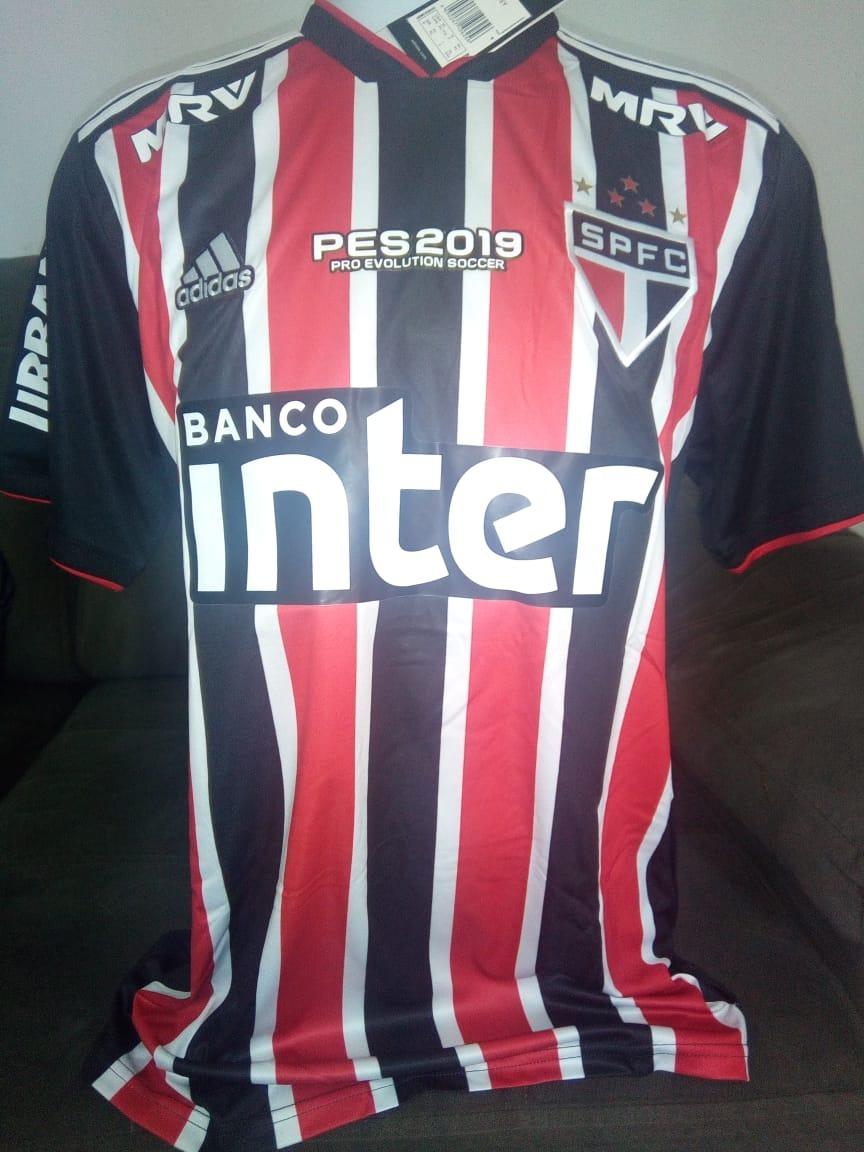 7e44fddca8 Camisa São Paulo Futebol Clube Personalizada(15 A 30 Dias) - R  130 ...
