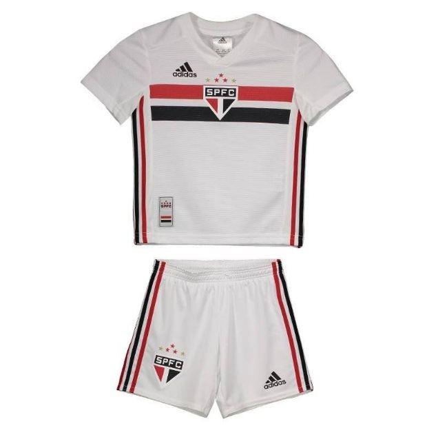 4fdb3e4da9 Camisa São Paulo Infantil I 19 20 S n° Torcedor adidas Spfc - R  149 ...