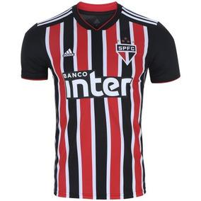 69054a2db88 Camisa Sao Paulo 2019 - Masculina São Paulo em De Times Nacionais no  Mercado Livre Brasil