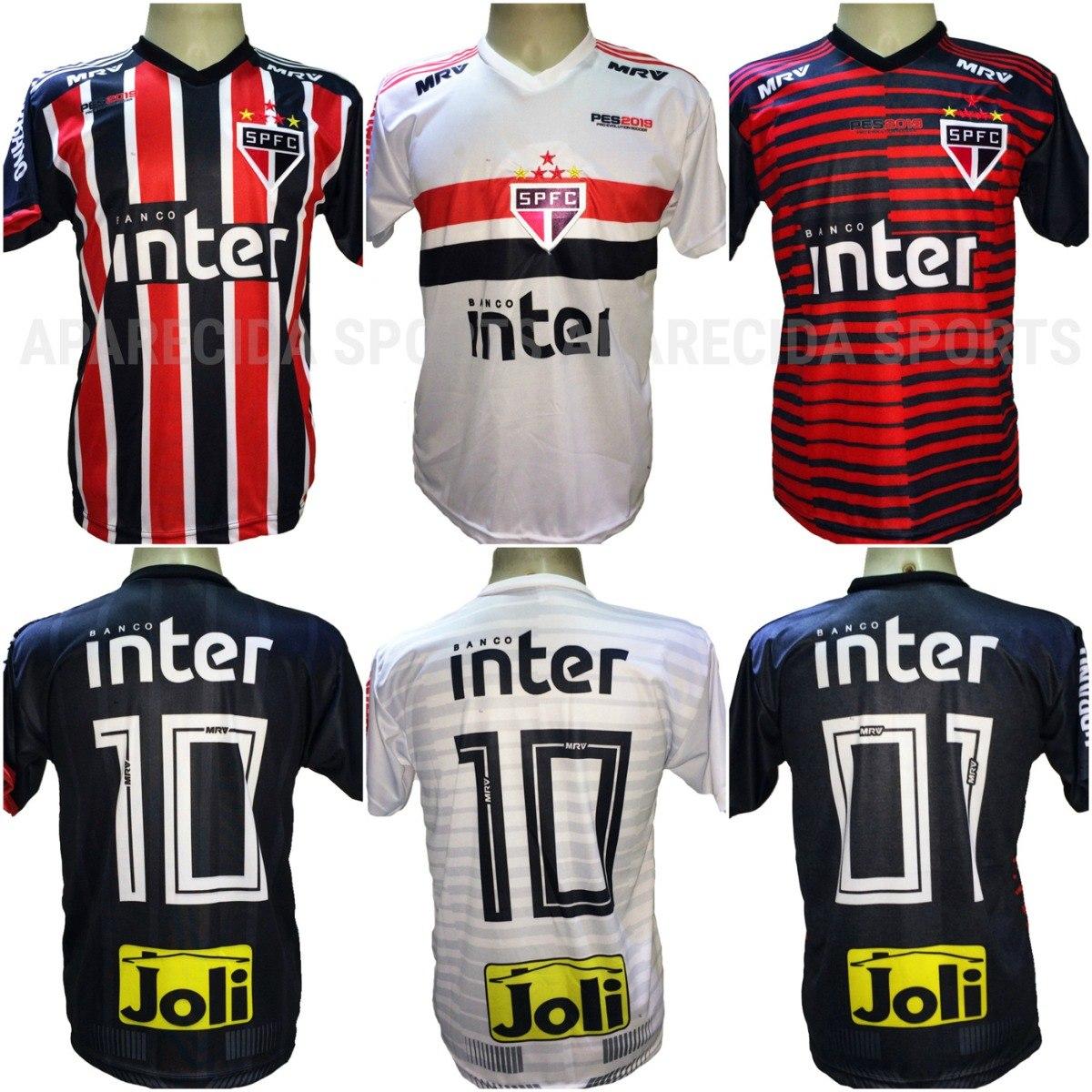 Camisa São Paulo Pague 2 Leve 3 Frete Grátis Segue O Líder - R  120 ... e4e497cdb20a0