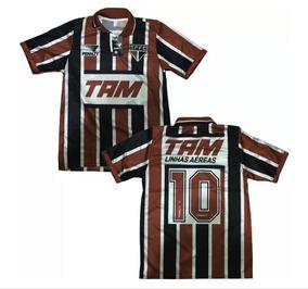6994b8022d7 Camisa Beckenbauer - Futebol no Mercado Livre Brasil