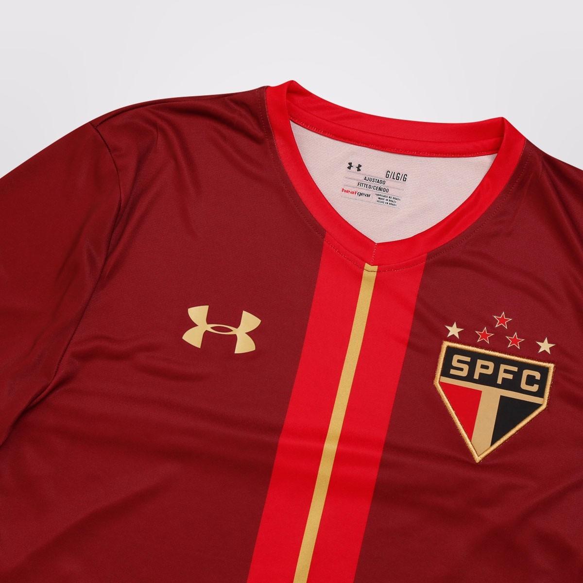 Carregando zoom  Camisa São Paulo Under Armour 3 - 1272927-625 - R 199 391a11f812e45