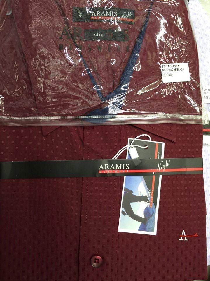 c4af220565cbcf Camisa Social Aramis Slim Fit - Frete Gratís - R$ 119,99 em Mercado ...
