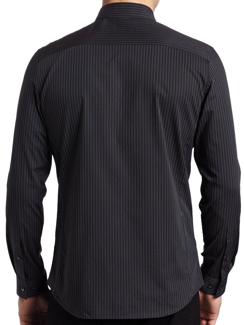 Camisa Social Calvin Klein - R  149,90 em Mercado Livre e08646a6c3