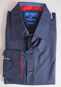 517b41976e61d Camisa Social Masculina Da Poggio Casual Tam° Gg - Camisas ...