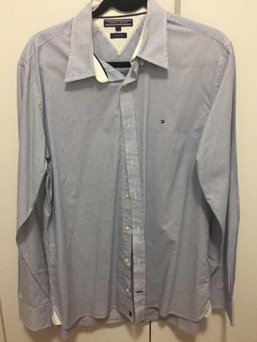 camisa social da tommy hilfiger