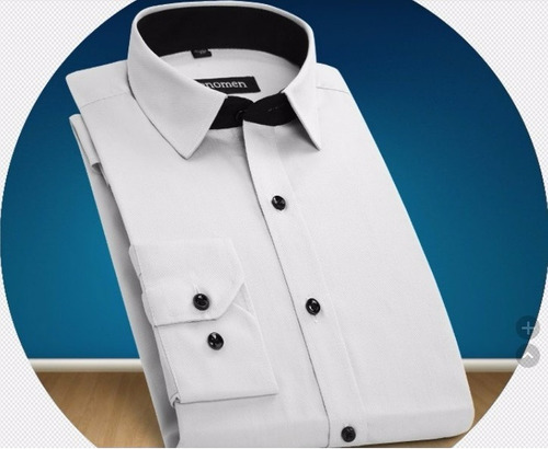 camisa social empresario lançamento slim fit pronta entrega