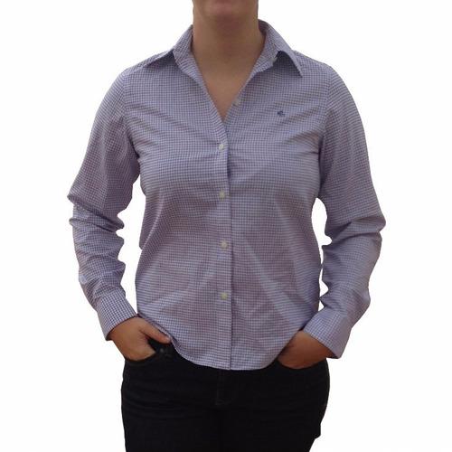 camisa social feminina ralph lauren 100% original tam pp p4