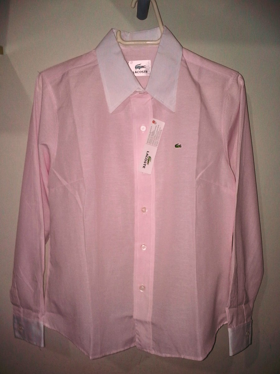 015d62ebc7 camisa social feminina rosa marca famosa tm g - importada. Carregando zoom.