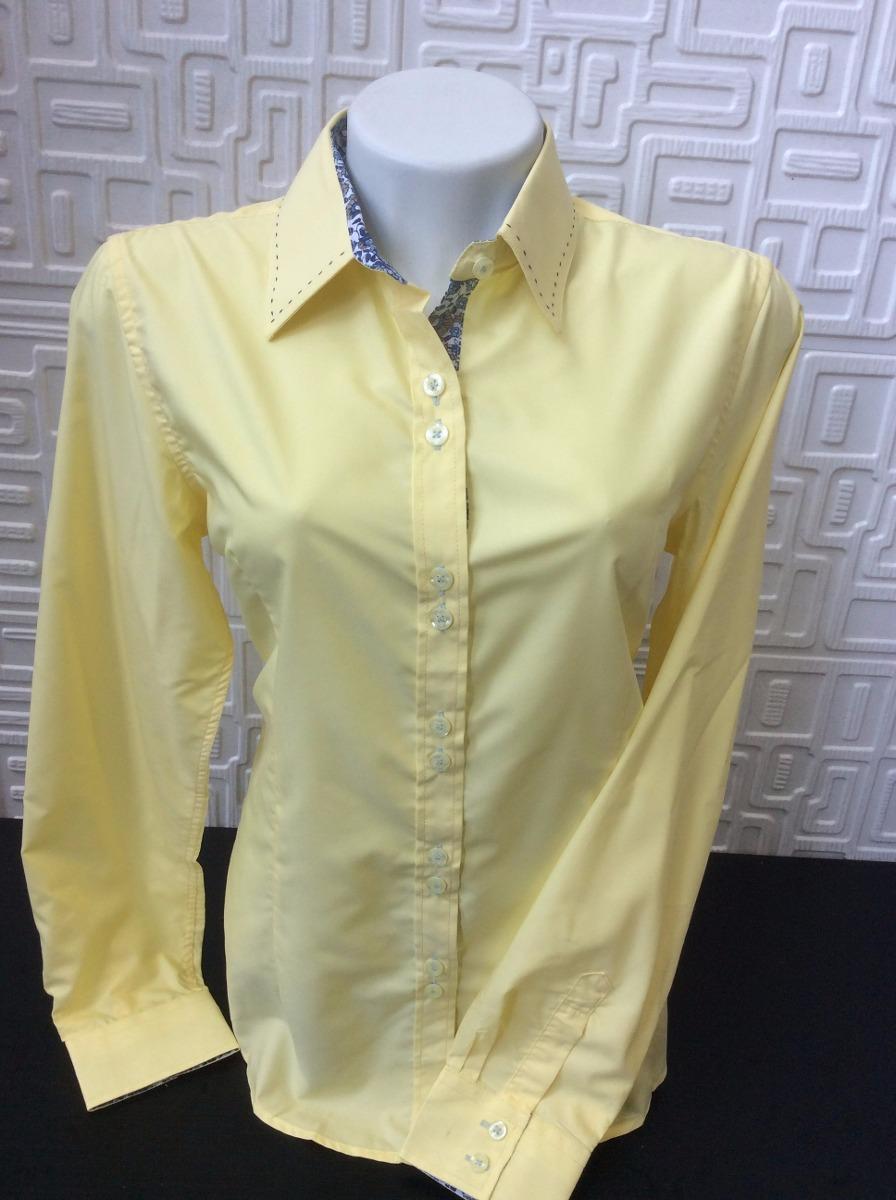 camisa social feminino acetinado importado. Carregando zoom. f4eb166876cca