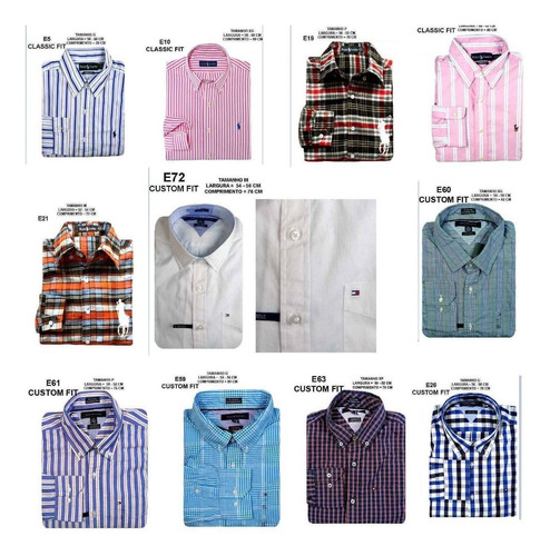 camisa social hollister abercrombie ed hardy original