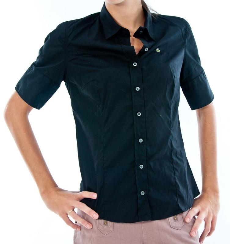 877a7d21bdc0b camisa social lacoste original nova. Carregando zoom.
