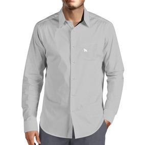 723da70383 Camisa Acostamento Lobo - Camisa Masculino no Mercado Livre Brasil