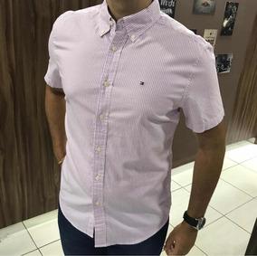 1dd101673b Polo Manga Curta Masculino - Camisas com o Melhores Preços no Mercado Livre  Brasil
