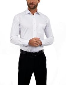 f2802b5c5b Camisa Social Individual - Camisa Formal Longa Masculinas com o Melhores  Preços no Mercado Livre Brasil