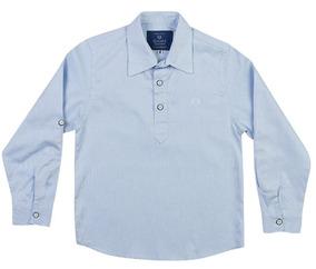 5c43f031d45a Camisa Bata Infantil Menino - Camisas para Meninos com o Melhores ...