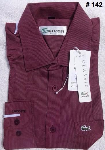 e099fa9fbe Camisa Social Masculina Aramis Lacoste Boss E Outras Marcas - R  99 ...