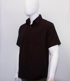 9cb9ed5ac8f64 Camisa Social Bom Pano - Calçados, Roupas e Bolsas com o Melhores Preços no  Mercado Livre Brasil