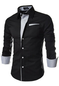 738394fe0 Camisas Masculinas com o Melhores Preços no Mercado Livre Brasil