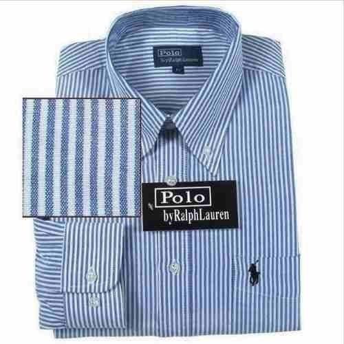 Camisa Social Masculina Plus Size Ralph Lauren Frete Grátis - R  99 ... 1fd929148bf4e