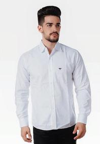 71a4cb5185 Camisa Social Duas Cores - Camisa Social Manga Longa Masculino no ...