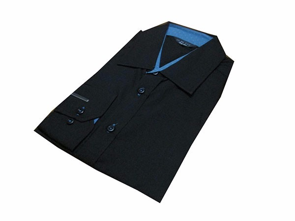 c4a8a7b8b0 Camisa Social Masculina Slim Preta Rosa Branca Azul Barato - R  54 ...