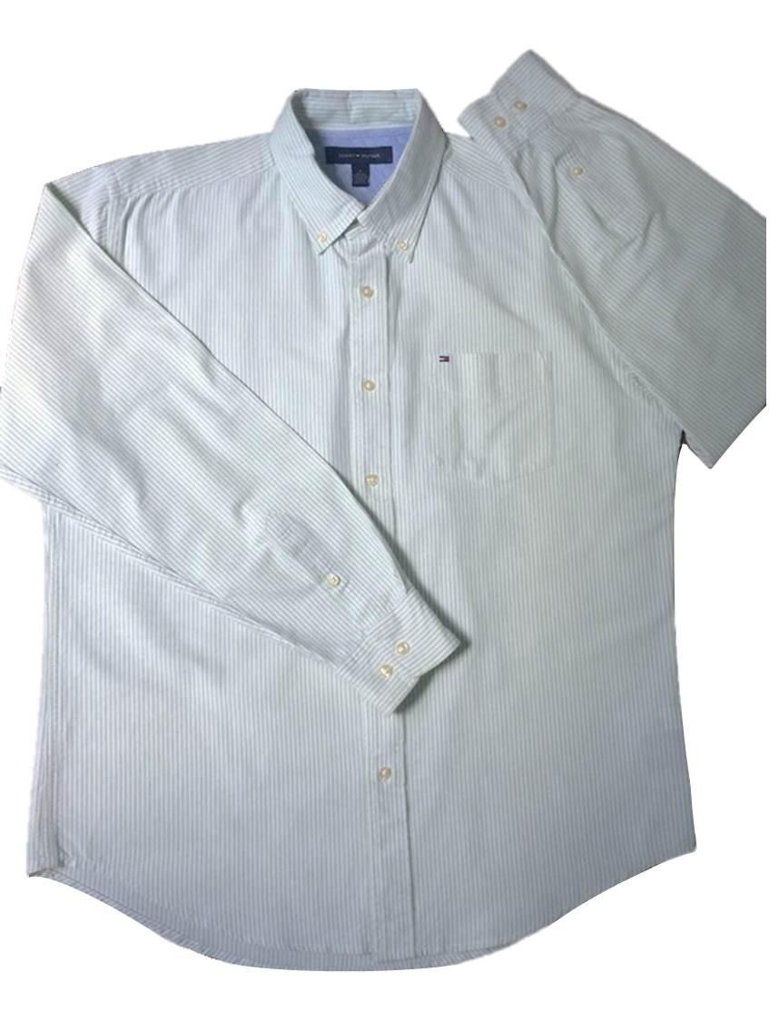camisa social masculina tommy hilfiger g importada original. Carregando zoom . d48d0669faaf4