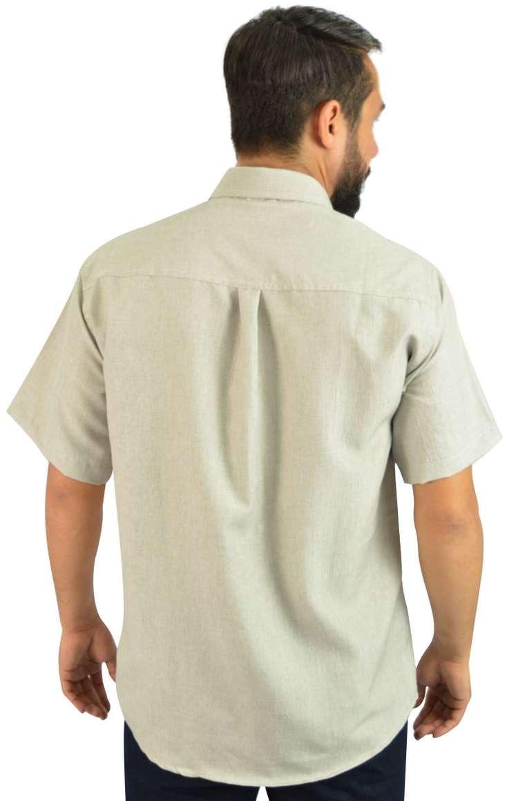 19c97bfbfd camisa social masculina verde claro manga - aproveite já. Carregando zoom.