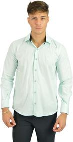 bf8f5124df Camisa Social Camuflada Verde - Camisa Longa Masculinas em Caruaru ...
